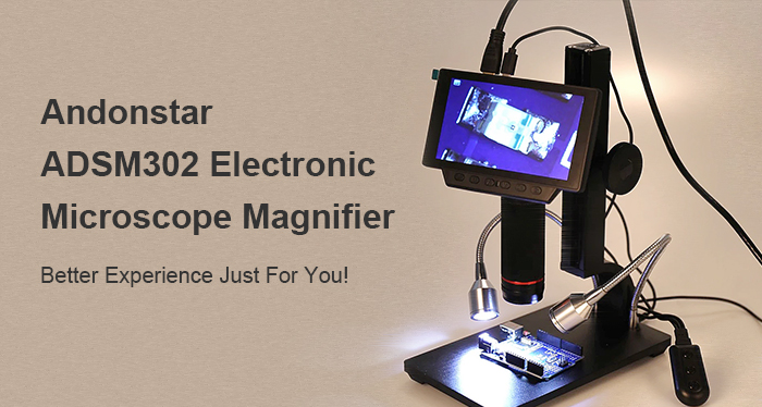 Microscope Magnifier