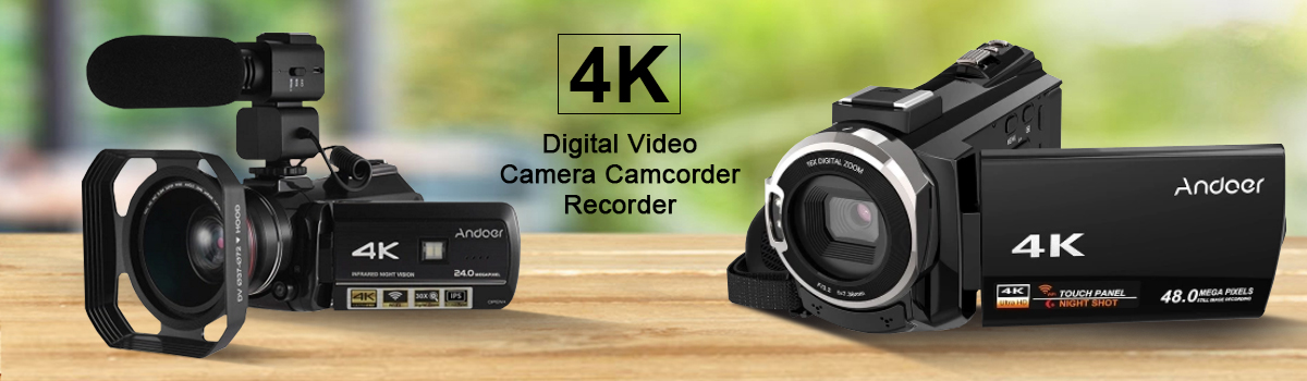 【Camera】Video Camcorder