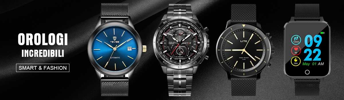 【Apparel】Amazing Watches Smart & Fashion