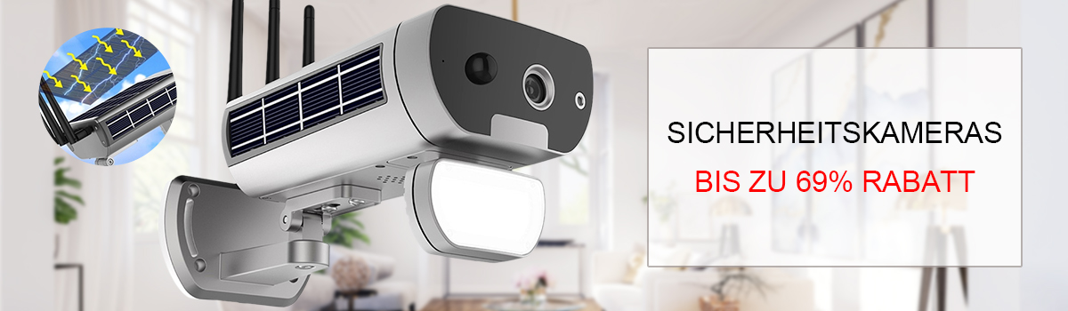 【Smart Device】Security Cameras