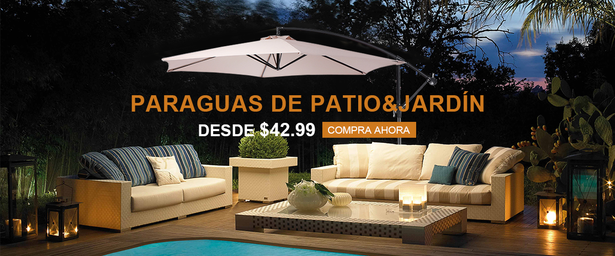 Patio Garden Umbrellas