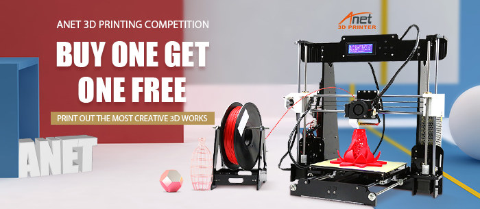 Anet 3D Printing Competition