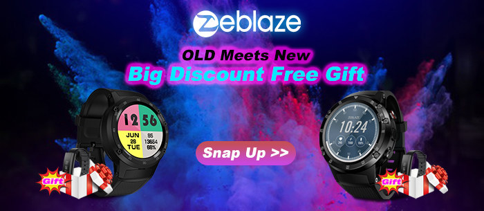 Zablaze OLD Meets New Big Discount Free Gift