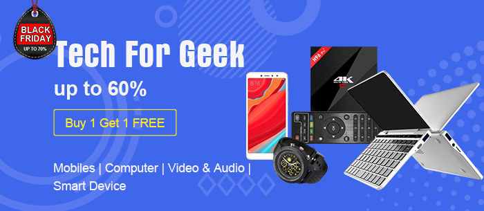 Tech for Greek Up to 60% Off,Smart Electronic Divice Buy 1 Get 1 Free - Tomtop.com