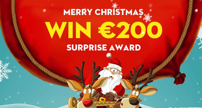 Play Luck Wheel Game,Win €200 Surprise Award