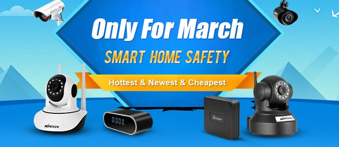 Smart Home Safety Equipment Promotional Sale