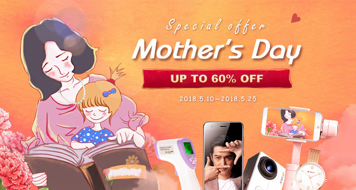 Special offer on Mother