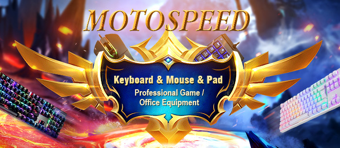 Motospeed Keyboard