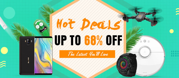 Continuously update.2018 New Arrivals Sale, Up to 18% Off, The Latest You'll Love | Tomtop