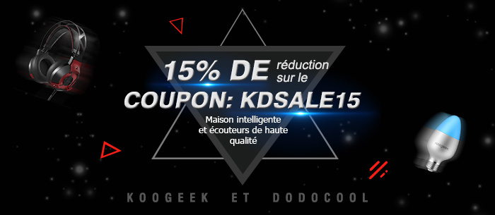 Koogeek and dodocool Promotional Sale