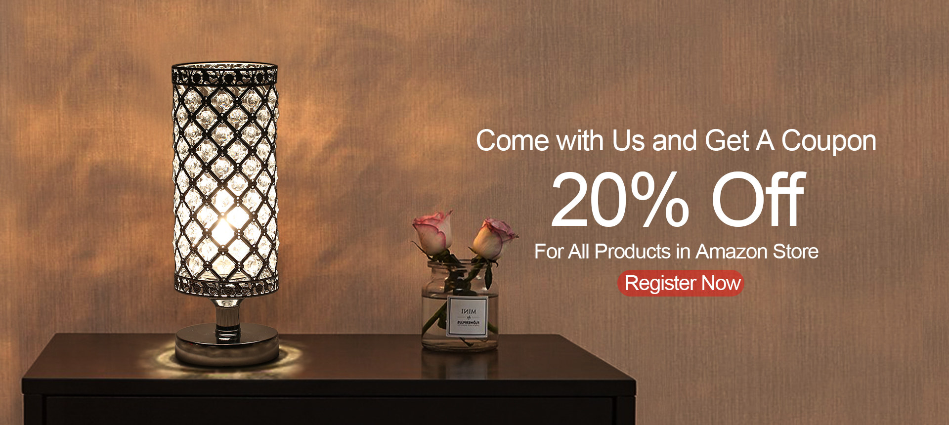 Table Lamp Banner