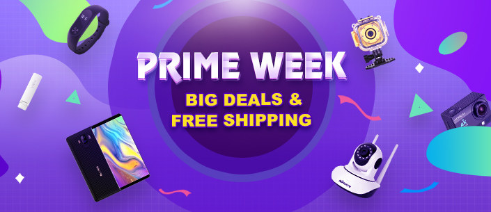 2018 July Prime Week Sale