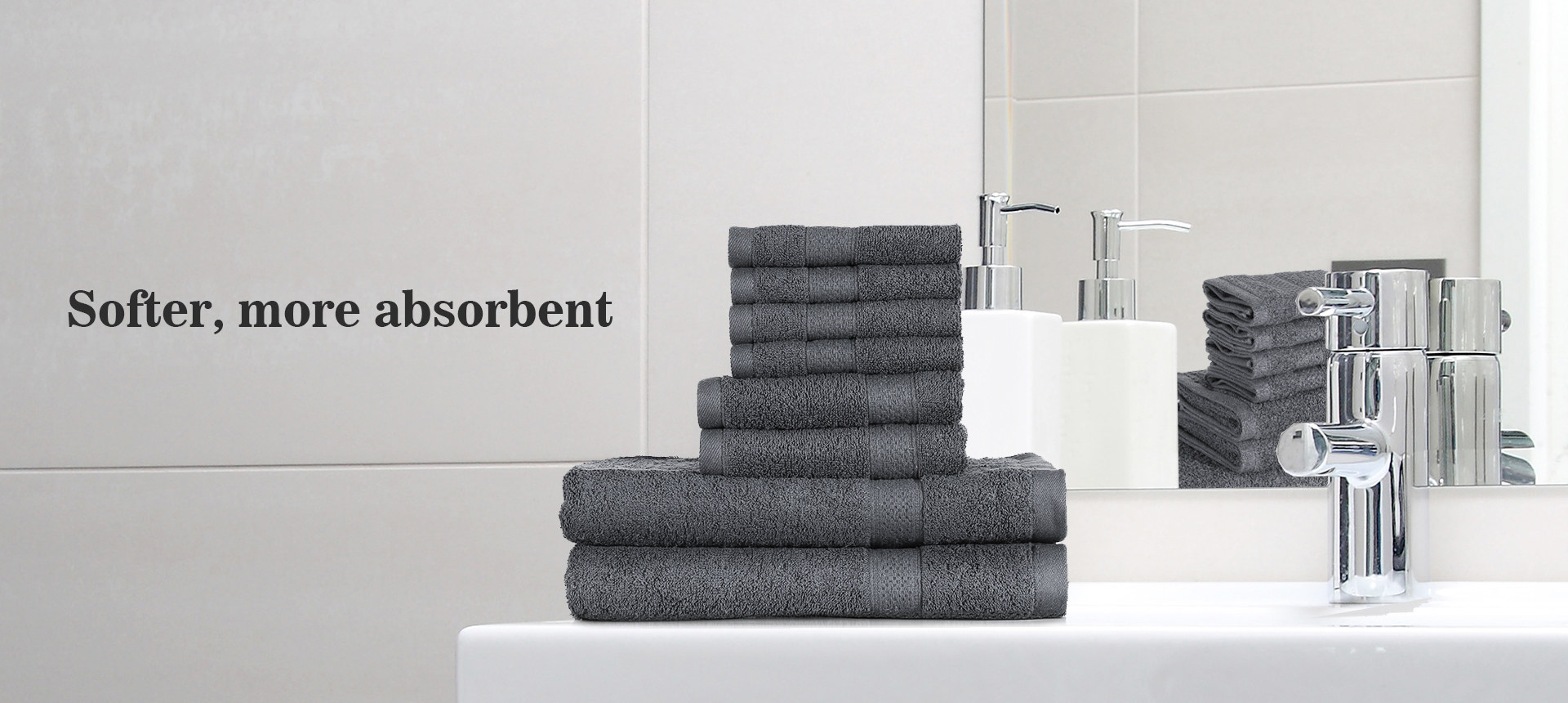 Soft More Absorbent
