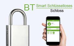 BT Smart Keyless Lock