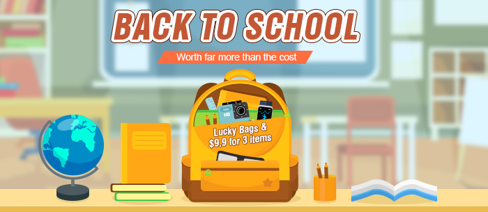 2018 Back to School Sale,