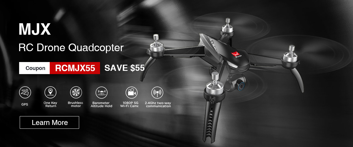 MJX RC Drone Quadcopter