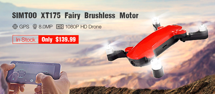 Motor GPS 8.0MP 1080P HD Drone