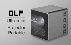 Ultramini DLP Projector Portable