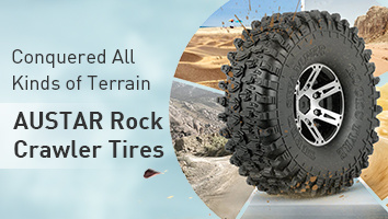 AUSTAR Rock Crawler Tires