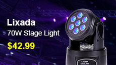 Lixada 70W Stage Light