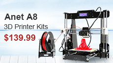 Anet A8 3D Printer Kits