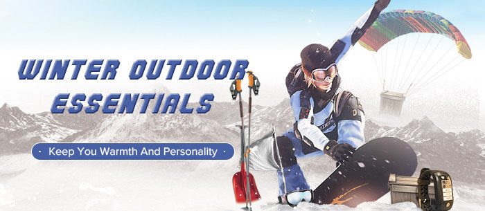 2019 Winter Outdoor Essentials Discount Promotion