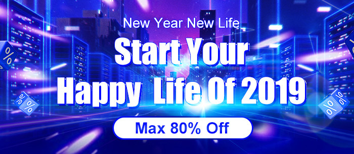 Happy Life Of 2019 Activity, Max 80% Off