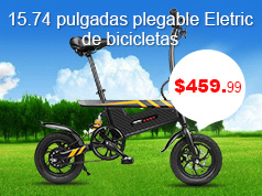 15.74 Inch Folding Eletric Bicycle