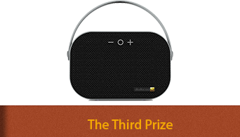 The third Prize