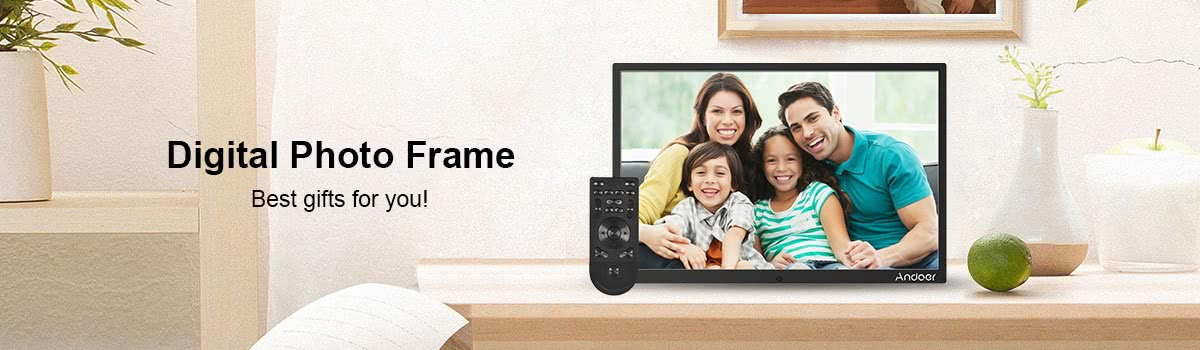 Digital Photo Frame,Best gift for you