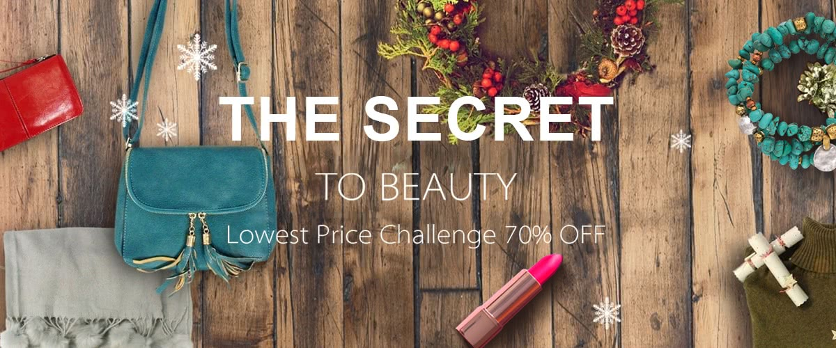 Beauty 70% OFF