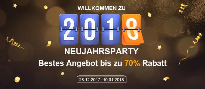 New Year Party Best offer up to 70% off