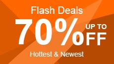 Flash Deals Off Tomtop