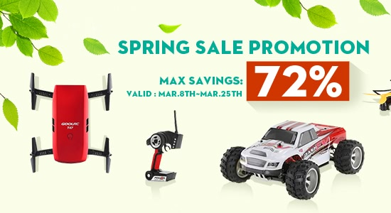 New Spring Sale Promotion At The Cheap Price Online