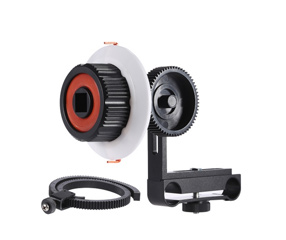 Commlite CS-FO ILDC Camera Follow Focus with Gear Ring Belt