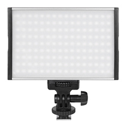 Tolifo PT-15B Pro High Power Ultra-thin Dimmable Bi-color Video Light