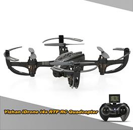 Yizhan iDrone i4s 2.4G 4CH 6-Axis Gyro 2MP Camera RTF RC Quadcopter