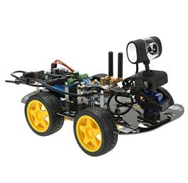 DS Wifi FPV Smart 4WD DIY RC Robot Car