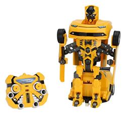 JIA QI TT661A One Key Transformation 2.4GHz RC Autobot