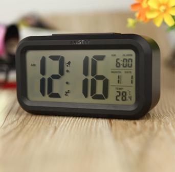 ANSELF LED Digital Alarm Clock