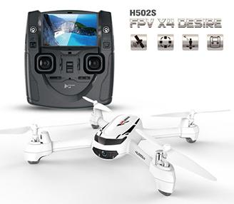 Hubsan H502S 5.8G FPV 720P HD Camera GPS Drone