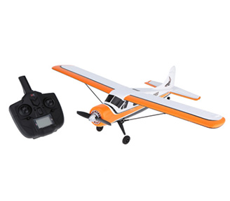 XK DHC-2 A600 5CH 2.4G Brushless Motor 3D6G RC Airplane