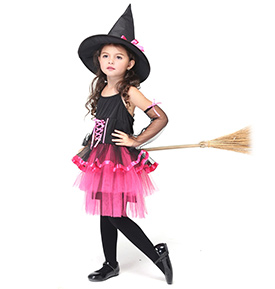 Children Witch Dress