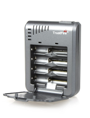 TrustFire TR-003P4 4CH 14500 16340 18650 10430 10440 Battery Charger