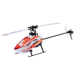 XK Blast K110 6CH 3D 6G System RC Helicopter