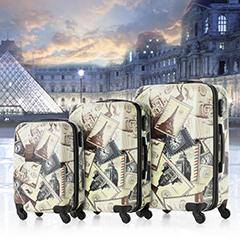 3PCS Luggage Set Carry-on Suitcase