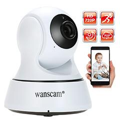 Wanscam HD 720P Wireless Baby Monitor