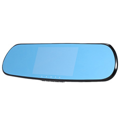 """5"""" 1080P Android Smart System GPS Navigation Car Rearview Mirror"""