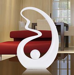 Original Design Strength Tomfeel Fiberglass Sculpture