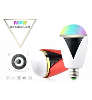 Musik-Spieler RGBW Lampen-Birne